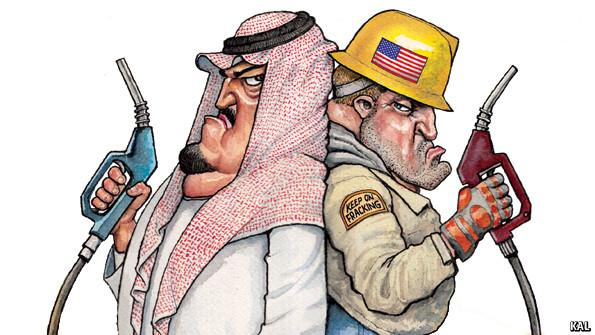 Petroleum Politics: US v/s OPEC
